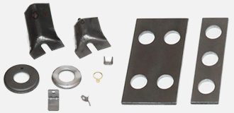 Stamped parts & assembly production